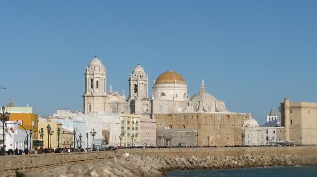 Cadiz: kathedraal.