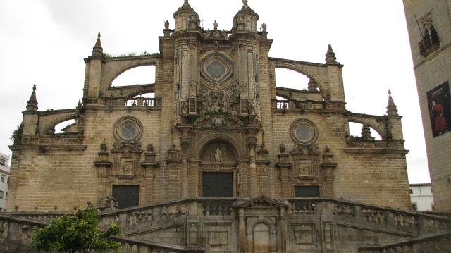 Kathedraal Jerez