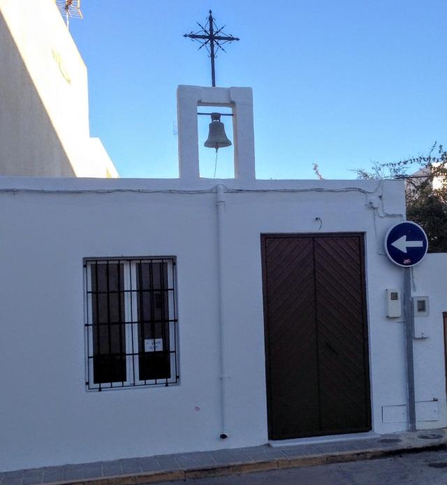 Kerkje Las Negras.