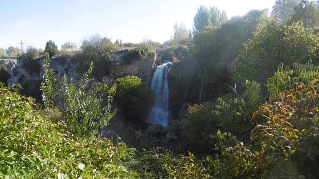 Schitterende waterval.